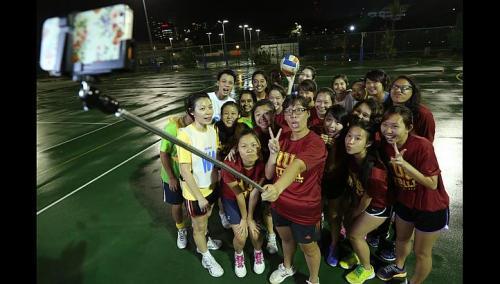 Kişisel Jimi-Jip Selfie Çubuğu Eskrim Sporunu Canlandıracak mı ?