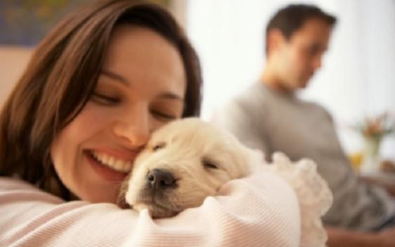 Kadınlar neden köpek besler?