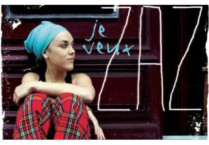 02.01.2016 Günün Şarkısı Zaz – Je veux