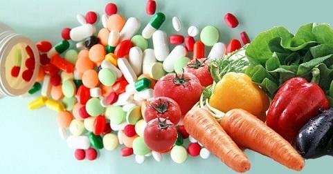 Erkeklerin kullanması gereken vitaminler