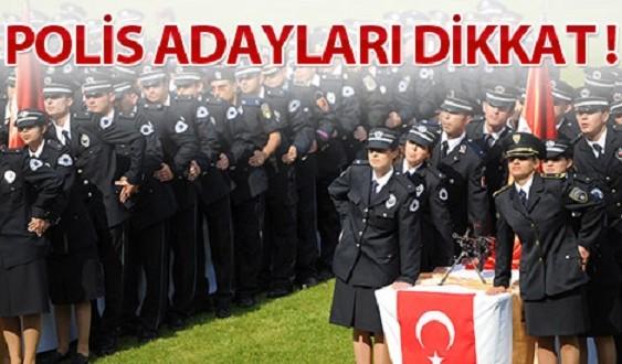 Zorunlu hizmeti tamamlamadan istifa eden polisler için tazminat yönetmeliği