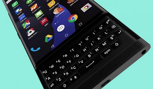 Teknoloji Blackberry'den Vazgeçiyor