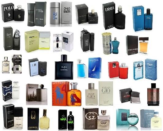 Markalar ve erkek-parfum-tercihleri