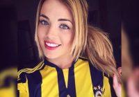 Sarışın, Dilimde Şarkıların Fenerbahçe