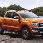 Ford Ranger 2016 model XLT ve Wildtrak