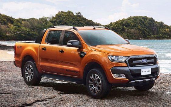 Ford Ranger 2016 model XLT ve Wildtrak