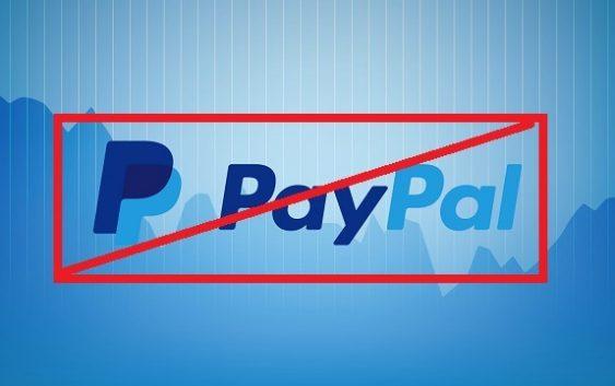 PayPal Türkiye'de Faaliyetini Durdurdu