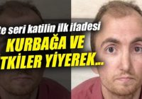 Atalay Filizin ilk ifadesi