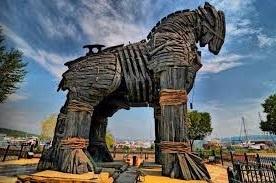 Truva Atı ( Troya )