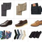 Ayakkabı, Çorap, Pantalon Seçimi
