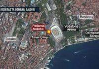Beşiktaş Vodafone Arena Yanında Patlama