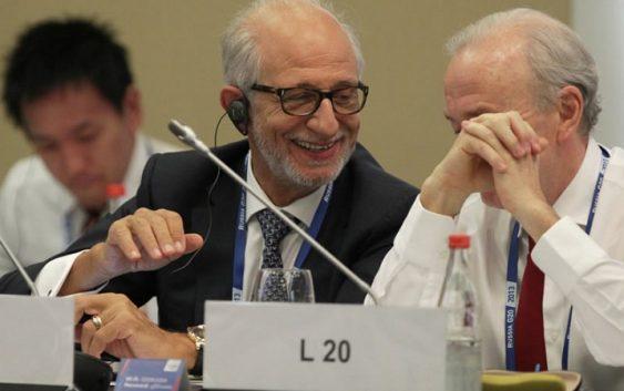 Erol Kiresepi Uluslararası İşverenler Teşkilatı (IOE) Başkanı seçilen ilk Türk işadamı oldu