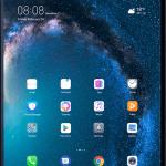 Huawei Mate X katlanabilir